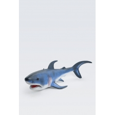 MELBOURNE - 250cm - Statue requin taille XL design naturel